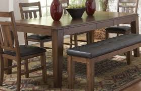 astonishing kitchen table with bench set