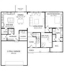 Sycamore Floor Plan Sycamore Floor Plan Jim Tibbe Homes