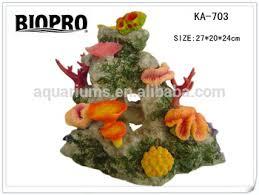 biopro brand aquarium ornaments imitation coral reef decoration