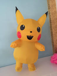 Inflatable Costume Halloween Sale Pikachu Inflatable Costume Halloween Christmas Party