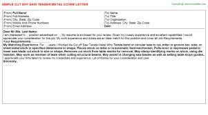ironworker resume metal worker cover letter