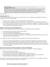 Nurse Manager Interview Questions Download Revised Nurse Interview Paper Docshare Tips