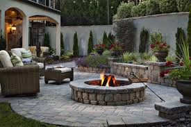 cheap fire pit landscaping ideas designs ideas and decor