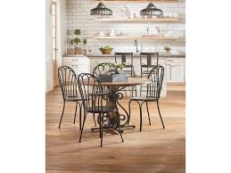 Magnolia Home by Magnolia Home By Joanna Gaines French Insipired Round Dining Table
