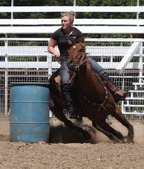 Barrel Racing Home Decor by Barrel Racing Practice The Seattle Times