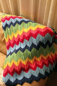 zig zag knitting stitch pattern zig zag knitted blanket pattern video zig zag blanket and babies