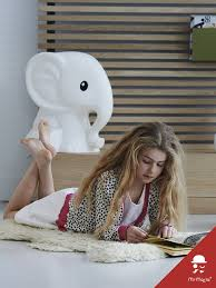 lampe miffy 80 cm anana the elephant playful design lamp by mr maria
