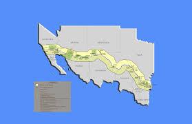 Yuma Arizona Map by United States Mexico Border Health Commission Document Library