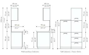 Kitchen Cabinet Height Above Counter Height For Kitchen Cabinets Full Height Kitchen Cabinet Full