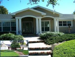 ranch style house plans with porch front porch ideas for small ranch style homes cool adding a