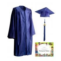 toddler cap and gown kindergarten pre k day care caps gowns graduationsource