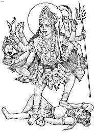hindu coloring pages getcoloringpages com