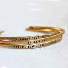 personalized sted jewelry bracelets for personalized best bracelet 2017