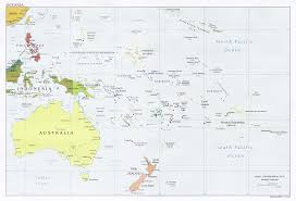 Vanuatu Map South Pacific Vanuatu Islands Home