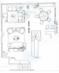 great room floor plans products