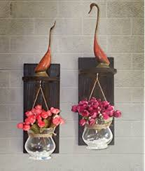 Decorate Flower Vase Buy Tiedribbons Cycle Shape Decoration Flower Vase For Living