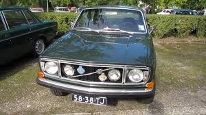 classic volvo sedan volvo 144 sedan 1972 with gt accessories walkaround classic car