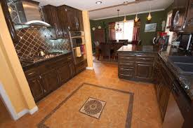 kitchen floor tile design ideas pictures chromed stainless arch