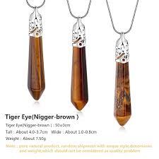 stone pendant necklace wholesale images Natural stone pendant necklace opal crystal quartz pendant jpg