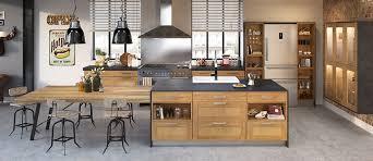 modele cuisine amenagee modele de cuisine en bois modele de cuisine ancienne cuisine bois