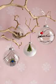 Easy Diy Christmas Ornaments Pinterest 50 Homemade Christmas Ornaments Diy Crafts With Christmas Tree
