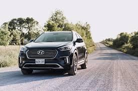 review 2016 infiniti qx60 canadian review 2017 hyundai santa fe xl canadian auto review
