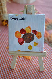 crissy u0027s crafts gobble gobble painting kids craft