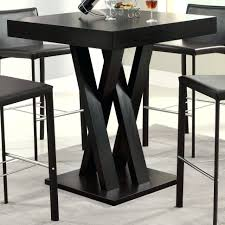 dining chairs pub height dining table with bench pub height