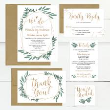 wedding invitations dallas hadley designs floral