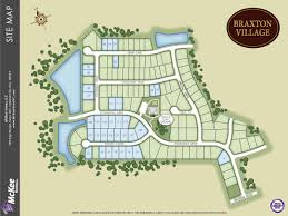 Savvy Homes Floor Plans by Braxton Village