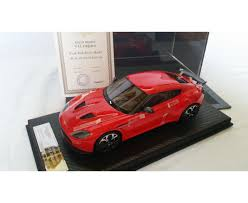 martin v12 zagato red opened version limited 150 pcs by frontiart