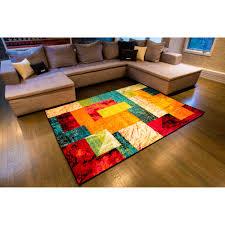 multi colored bath rugs penncoremedia com