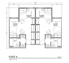 housing blueprints building floor plans