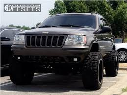 jeep grand 3 1999 jeep grand vision cannibal iron rock offroad