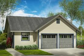 Detached 2 Car Garage by Traditional House Plans Garage W Shop 20 139 Associated Designs