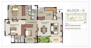 Apartment Block Floor Plans 28 3bhk House Design Plans Millennium Floor Plans 2bhk 3bhk