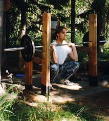 Diy Wood Squat Rack Plans by Tsampa Org Toffe U0027s Gym 1992 1998
