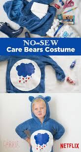 easy sew care bears costume carrie elle