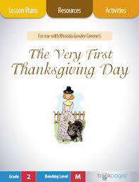 the thanksgiving day bookpagez