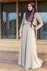 Pakaian Gamis Terbaru 2016 model baju gamis modern terbaru 2016