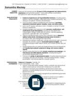 Hr Administrator Resume Sample by 23 Resignation Acceptance Letter Employment Business
