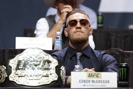 conor mcgregor says he would u0027ve defended ufc featherweight title