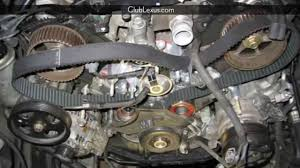 lexus es300 not charging at idle how to replace the serpentine belt in lexus rx youtube