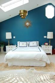 chambre bleu et chambre bleu canard avec quelle couleur accords classe et idées déco