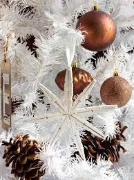 ly decorated trees and most tree ideas most beautiful white