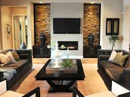 living room focal point ideas no fireplace youtube
