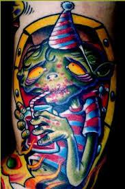 35 unique new coffin tattoos