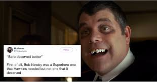 Bob Meme - reactions to bob on stranger things season 2 popsugar entertainment