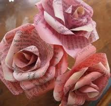 paper roses of paper roses and coral bracelets by faefallen on deviantart