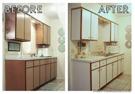 diy kitchen makeover ideas diy refurbished kitchen cabinets best cabinet decoration